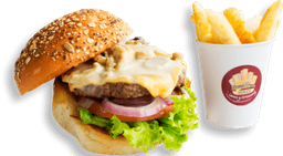 Burger Versailles Francesa