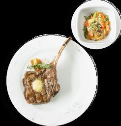 Chuletón de Res/ Ribeyee Steak 500gr hueso