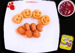 Parrillerito Nuggets