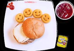 🍔Parrillerito hamburguesa