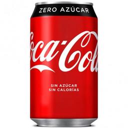 Coca-Cola Sin Azucar 355ml