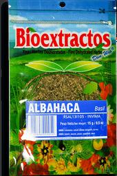 Bioextractos Hierbas
