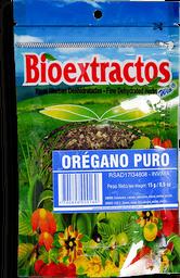 Bioextractos Oregano Puro
