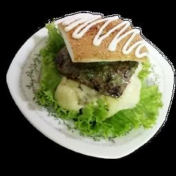 Hamburguesa Colombo Argentina