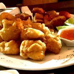 Tempura Fish & Chips
