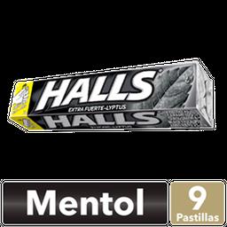 Halls Tubo 12S Strong 252 Gr