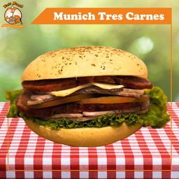 Múnich Tres Carnes