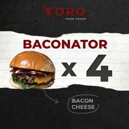 Combo: Baconator
