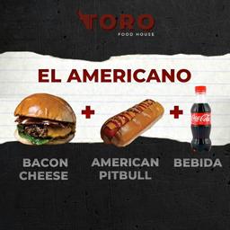 Combo: El Americano