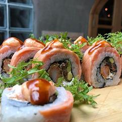 Rollo Salmon Orgy