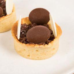 Tartaleta Chocolate y Arequipe
