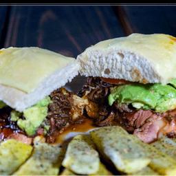 Combo Sandwich Bahareque