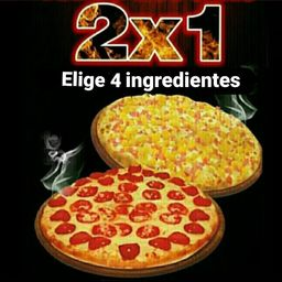 2x1 Pizza Medium