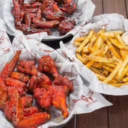 Combo Wings Amigos