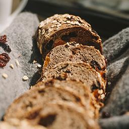Pan de Arándanos y Albaricoque Mediano