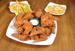 Combo 20 alitas de pollo