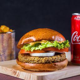 Veggie Burger Asada