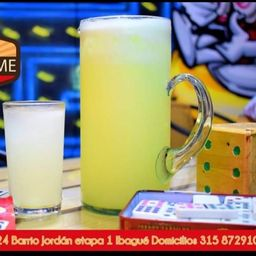 Limonada por jarra