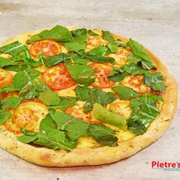 Pizza de Tomate y Albahaca Personal