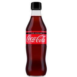 Coca-Cola sin Azucar 400 ml