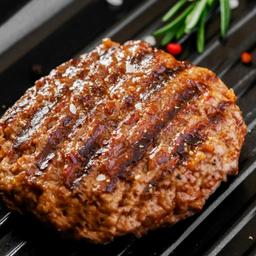 Adición carne de hamburguesa