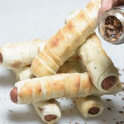 Promo: 8 Salchipizzas y 4 Gaseosas 400ml