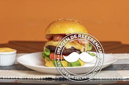 🍔Pepperoni Burger