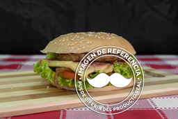 Hamburguesa Mechuda