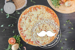 Pizza Jamon y Pollo