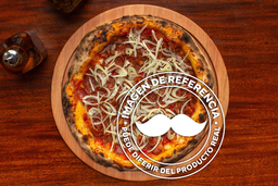Pizza de la Casa - Mediana
