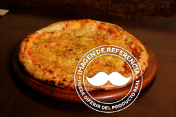 Pizza Tres Quesos Extra-Grande