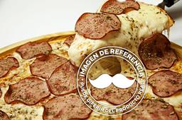 Pizza mediana salami
