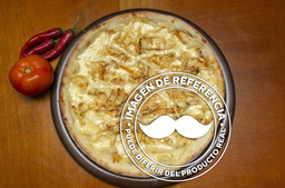 Pizza de Pollo con Champiñones Pequeña