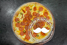 Pizza Pepperoni Funghi