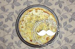 Pizzeta de Pollo Jamón y Queso