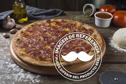 Pizza Pepperoni Cabanos Pequeña
