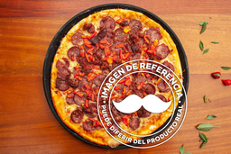 Pizza Criolla (mediana)