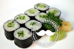 1 Sushi + 1 Bebida 🍣🥤