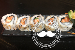 Maki Roll Crispy Salmón