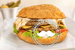 Hamburguesa HB Doble