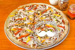 Pizza Carnes Mixto