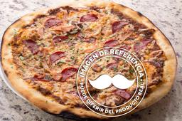 Pizza Tres Carnes Mediana