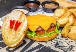 Hamburguesa Cheese Burger