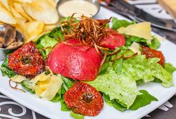 Ensalada Burger Salad