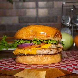 Hamburguesa Grilled Chicken l