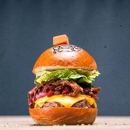 Combo Master Burger