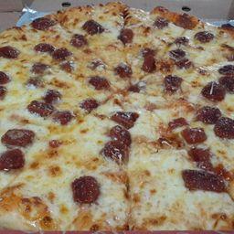 Pizza Bocadillo Queso Mediana