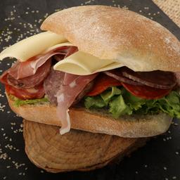 Sándwich europeo