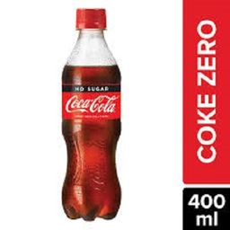 Coca-Cola Sin Azucar 400 ml