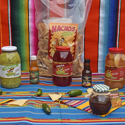 Guacamole y Nachos